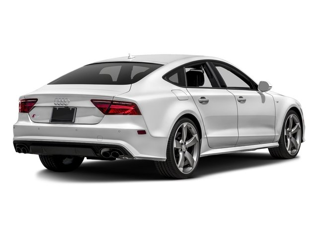2016 Audi S7 Prices and Values Sedan 4D S7 Prestige AWD side rear view