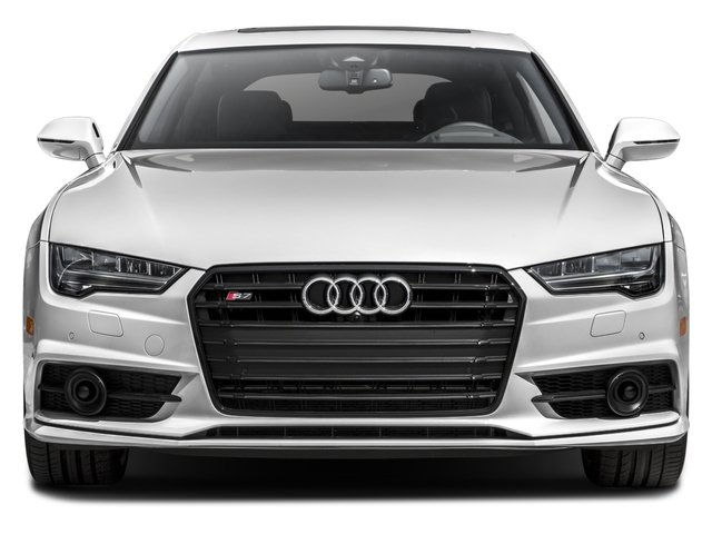 2016 Audi S7 Prices and Values Sedan 4D S7 Prestige AWD front view