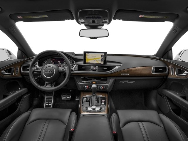 2016 Audi S7 Prices and Values Sedan 4D S7 Prestige AWD full dashboard