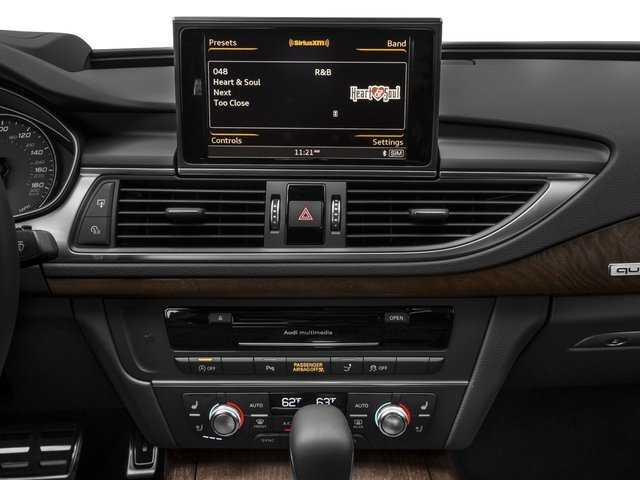2016 Audi S7 Prices and Values Sedan 4D S7 Prestige AWD stereo system