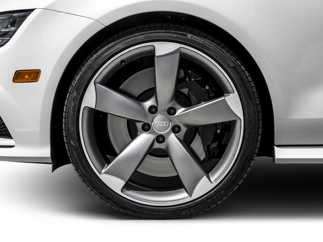 2016 Audi S7 Prices and Values Sedan 4D S7 Prestige AWD wheel