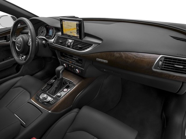2016 Audi S7 Prices and Values Sedan 4D S7 Prestige AWD passenger's dashboard