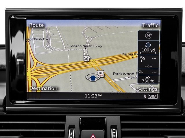 2016 Audi S7 Prices and Values Sedan 4D S7 Prestige AWD navigation system