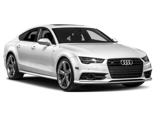 2016 Audi S7 Prices and Values Sedan 4D S7 Prestige AWD side front view