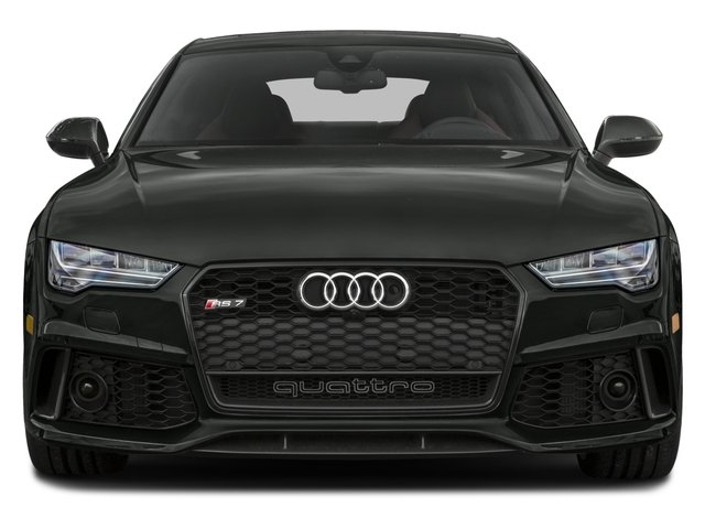 2016 Audi RS 7 Prices and Values Sedan 4D RS7 Performance AWD V8 front view
