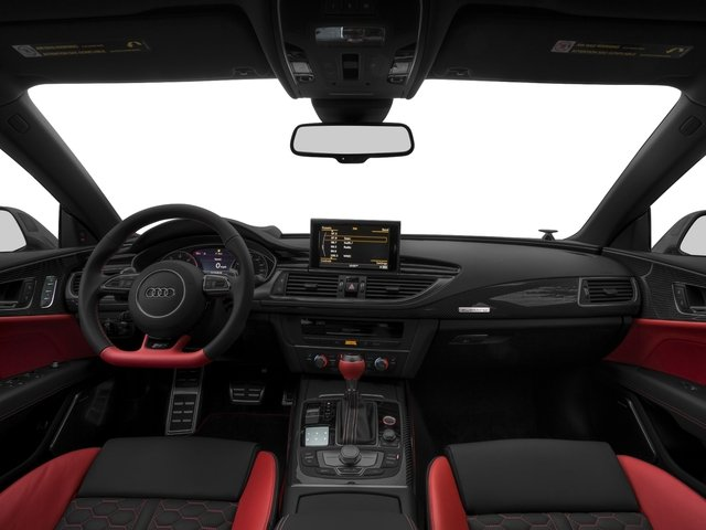 2016 Audi RS 7 Prices and Values Sedan 4D RS7 Performance AWD V8 full dashboard