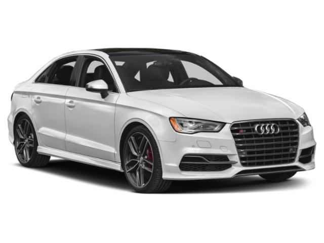 2016 Audi S3 Prices and Values Sedan 4D Prestige AWD I4 Turbo side front view