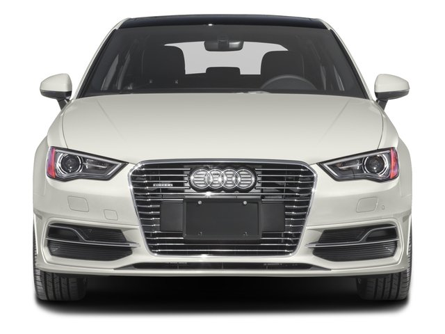2016 Audi A3 e-tron Prices and Values Hatchback 5D E-tron Prestige front view