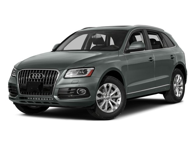 2016 Audi Q5 Prices and Values Utility 4D 3.0T Prestige AWD side front view