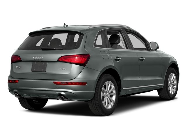 2016 Audi Q5 Prices and Values Utility 4D 2.0T Premium AWD side rear view