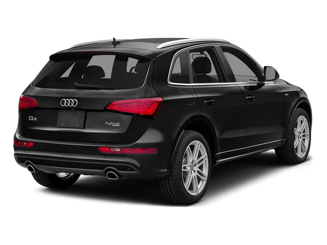 2016 Audi Q5 Prices and Values Utility 4D 2.0T Prestige AWD Hybrid side rear view