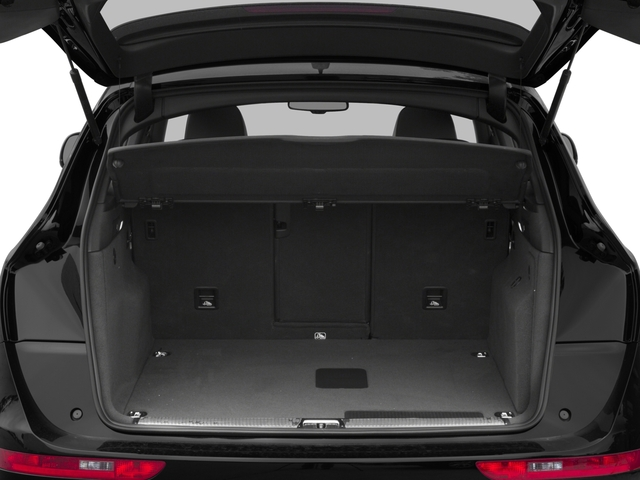 2016 Audi Q5 Prices and Values Utility 4D 2.0T Prestige AWD Hybrid open trunk