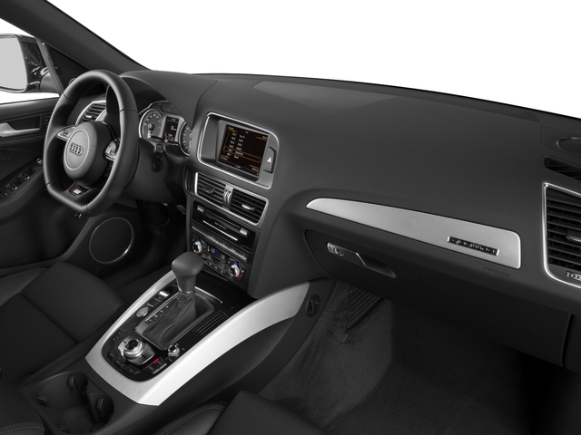 2016 Audi Q5 Prices and Values Utility 4D 2.0T Prestige AWD Hybrid passenger's dashboard