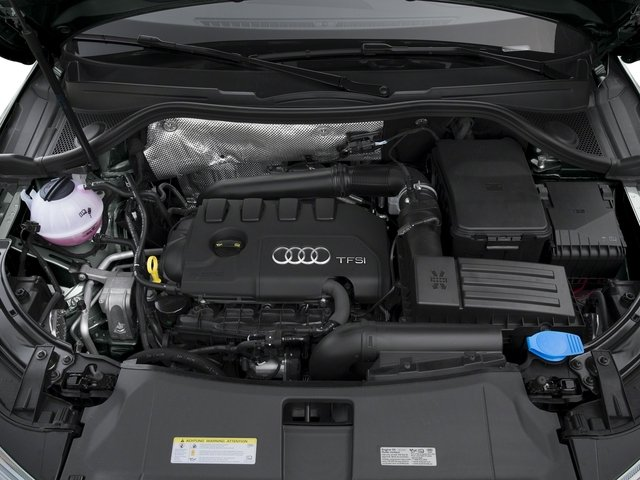 2016 Audi Q3 Pictures Q3 Utility 4D 2.0T Premium Plus 2WD photos engine