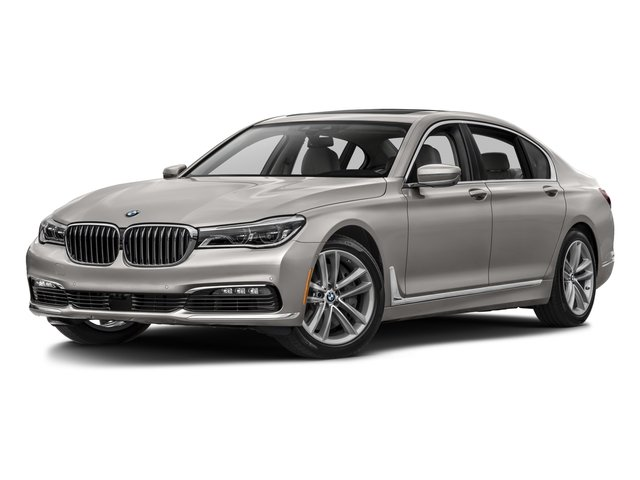 2016 BMW 7 Series Prices and Values Sedan 4D 750i Turbo