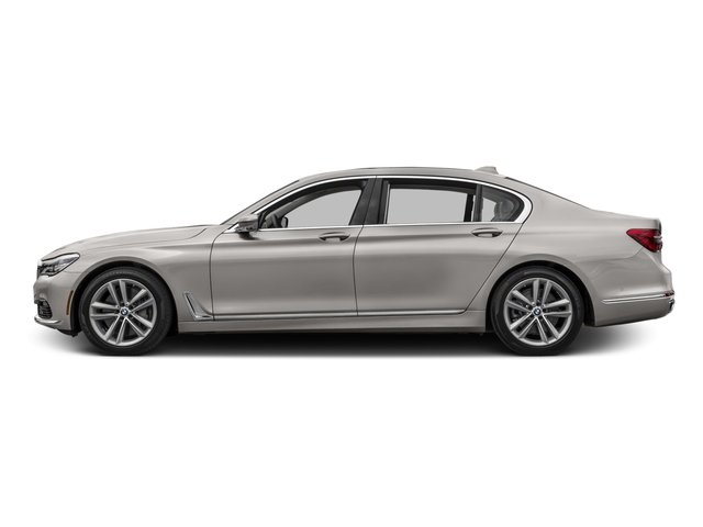 2016 BMW 7 Series Prices and Values Sedan 4D 750i Turbo side view