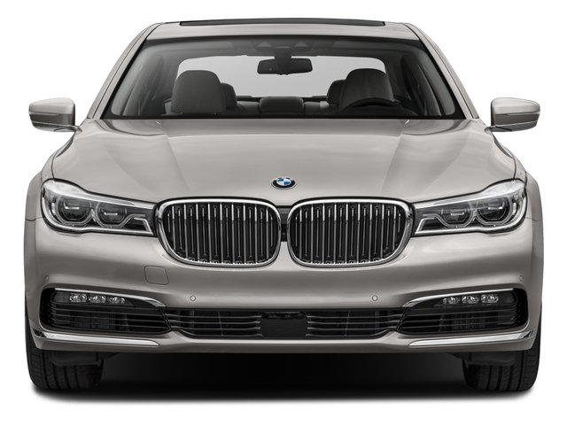 2016 BMW 7 Series Prices and Values Sedan 4D 750i Turbo front view