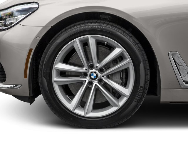 2016 BMW 7 Series Prices and Values Sedan 4D 750i Turbo wheel