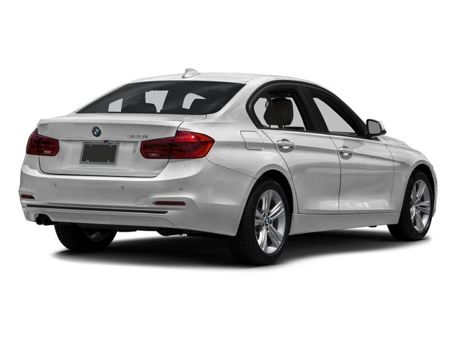 2016 BMW 3 Series Prices and Values Sedan 4D 328xi AWD I4 Turbo side rear view