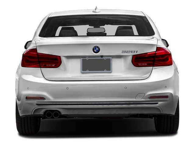 2016 BMW 3 Series Prices and Values Sedan 4D 328xi AWD I4 Turbo rear view