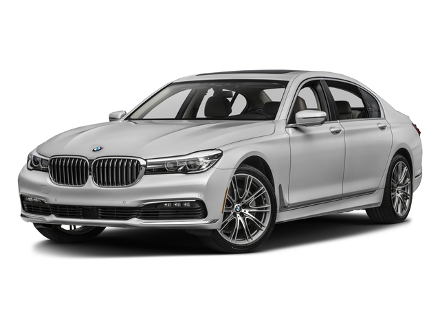 2016 BMW 7 Series Prices and Values Sedan 4D 740i Turbo