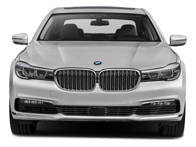 2016 BMW 7 Series Prices and Values Sedan 4D 740i Turbo front view