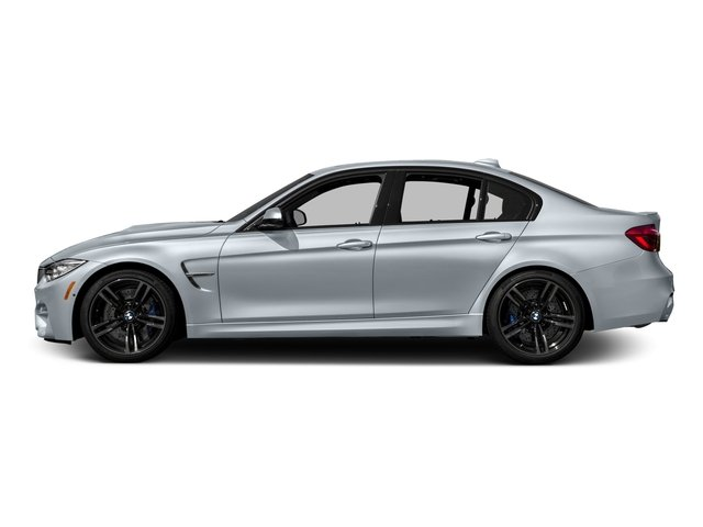 2016 BMW M3 Prices and Values Sedan 4D M3 I6 Turbo side view