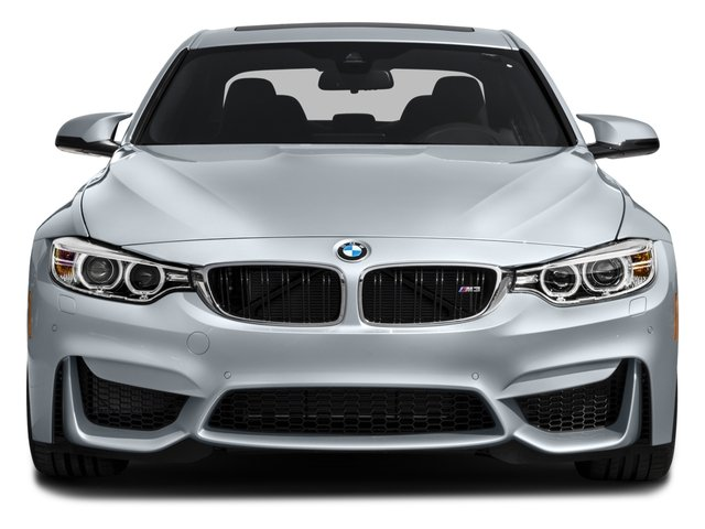 2016 BMW M3 Prices and Values Sedan 4D M3 I6 Turbo front view