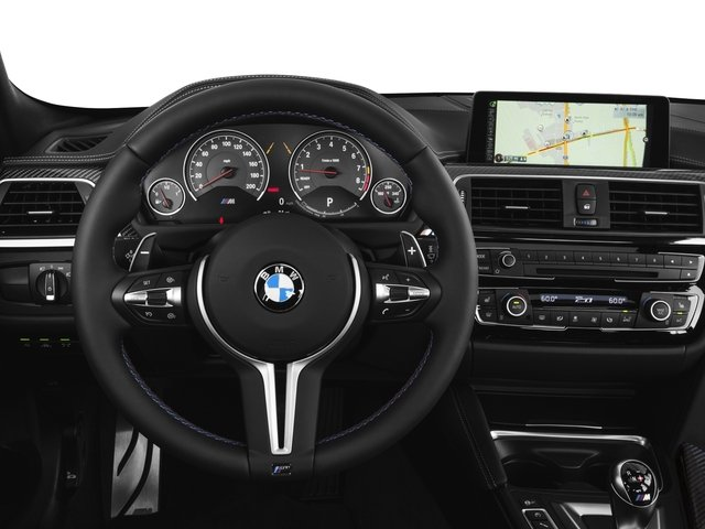 2016 BMW M3 Prices and Values Sedan 4D M3 I6 Turbo driver's dashboard
