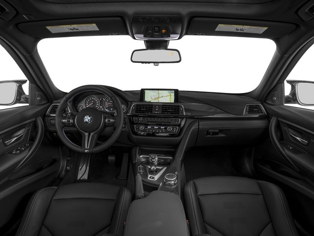 2016 BMW M3 Prices and Values Sedan 4D M3 I6 Turbo full dashboard
