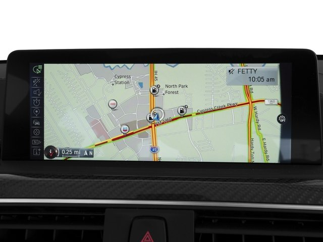 2016 BMW M3 Prices and Values Sedan 4D M3 I6 Turbo navigation system