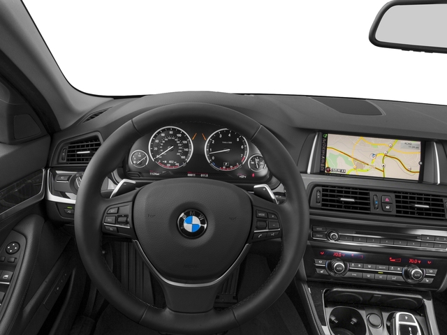 2016 BMW 5 Series Pictures 5 Series Sedan 4D 535i I6 Turbo photos driver's dashboard