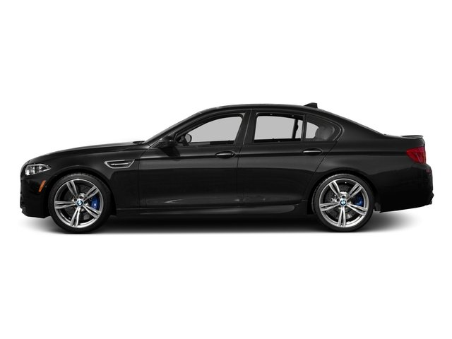 2016 BMW M5 Prices and Values Sedan 4D V8 Turbo side view