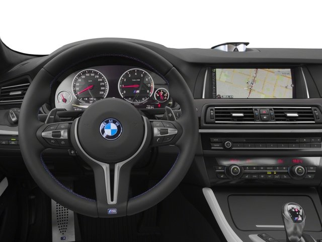 2016 BMW M5 Prices and Values Sedan 4D V8 Turbo driver's dashboard
