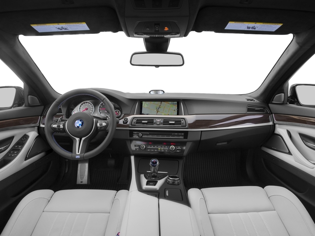 2016 BMW M5 Prices and Values Sedan 4D V8 Turbo full dashboard