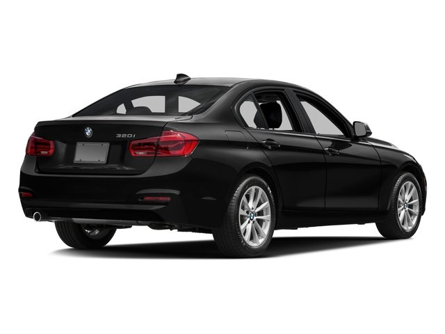2016 BMW 3 Series Prices and Values Sedan 4D 320i I4 Turbo side rear view