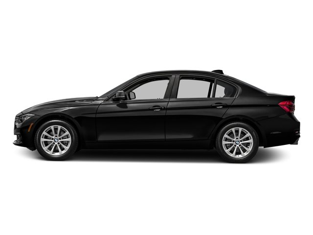 2016 BMW 3 Series Prices and Values Sedan 4D 320i I4 Turbo side view