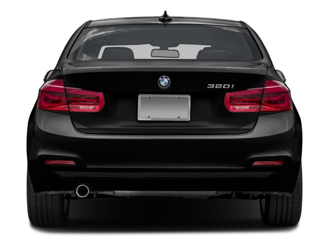 2016 BMW 3 Series Prices and Values Sedan 4D 320i I4 Turbo rear view