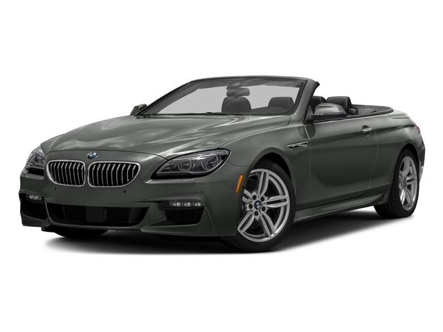 2016 BMW 6 Series Pictures 6 Series Convertible 2D 640xi AWD I6 photos side front view