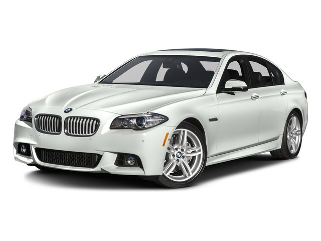 2016 BMW 5 Series Prices and Values Sedan 4D 550i V8 Turbo