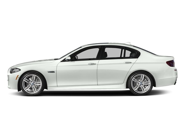 2016 BMW 5 Series Prices and Values Sedan 4D 550i V8 Turbo side view