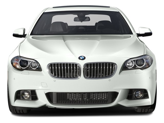 2016 BMW 5 Series Prices and Values Sedan 4D 550i V8 Turbo front view