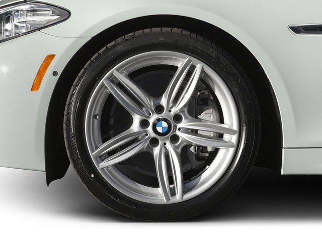 2016 BMW 5 Series Prices and Values Sedan 4D 550i V8 Turbo wheel