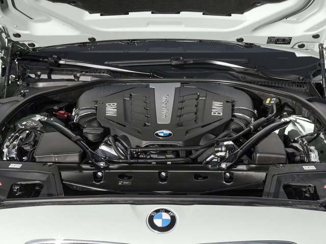 2016 BMW 5 Series Prices and Values Sedan 4D 550i V8 Turbo engine