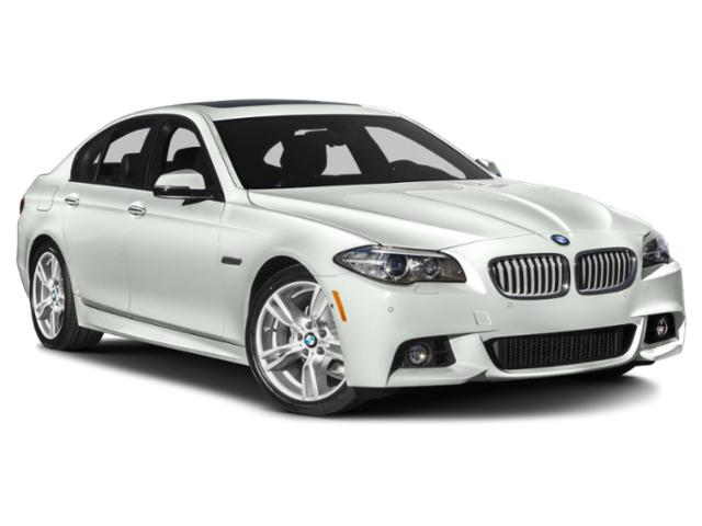 2016 BMW 5 Series Prices and Values Sedan 4D 550i V8 Turbo side front view