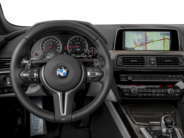 2016 BMW M6 Pictures M6 Coupe 2D M6 V8 photos driver's dashboard