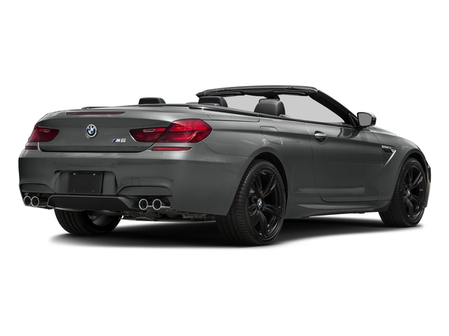 2016 BMW M6 Pictures M6 Convertible 2D M6 V8 photos side rear view