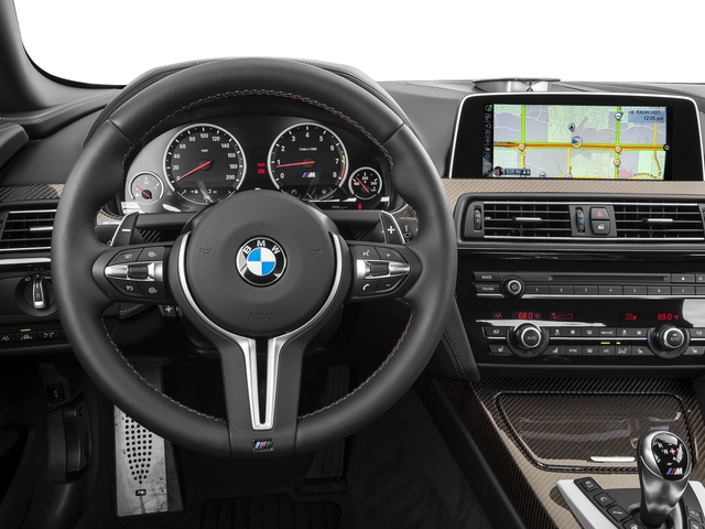 2016 BMW M6 Pictures M6 Convertible 2D M6 V8 photos driver's dashboard