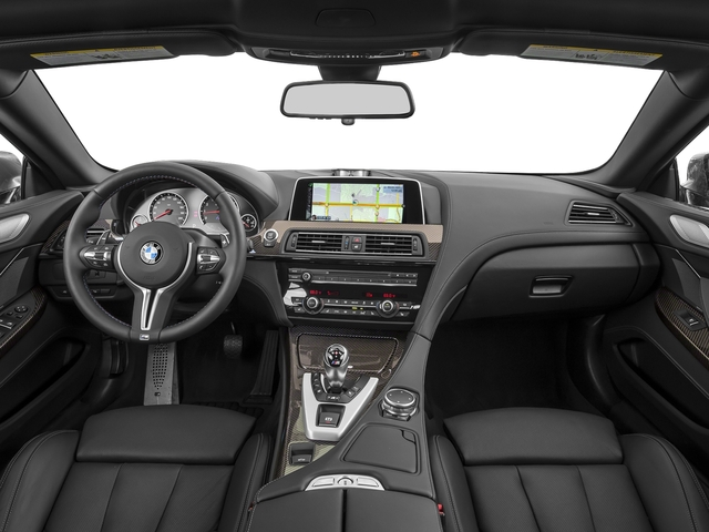 2016 BMW M6 Pictures M6 Convertible 2D M6 V8 photos full dashboard