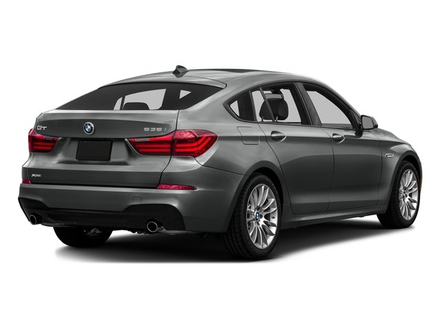 2016 BMW 5 Series Gran Turismo Prices and Values Sedan 4D 535i GT I6 Turbo side rear view
